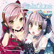 PCゲーム relations sister×sister. サウンドトラックCD