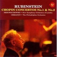 Chopin: Concerto No. 1 & No. 2