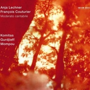 Anja Lechner  Francois Couturier《Moderato Cantabile》 - yz - lyznc