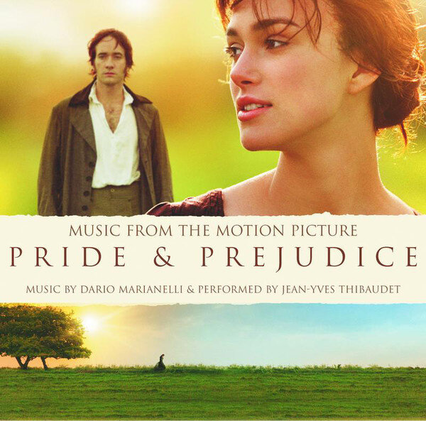 【影视原声】Pride  Prejudice (Music from the Motion Picture) 傲慢与偏见——Dario Marianelli - 山夫 - 天地有大美而不言