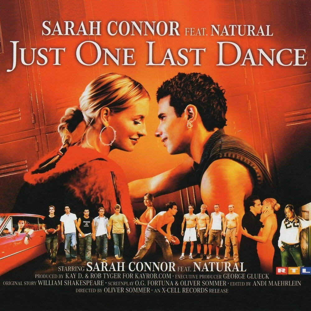 just one last dance