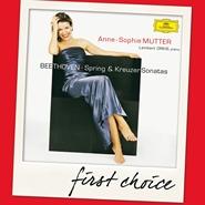 Anne-Sophie Mutter《Beethoven: Spring  Kreutzer Sonatas》 - yy - yznc