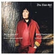 朱晓玫《Beethoven  Schubert: Sonates》 - yy - yznc