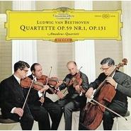 Amadeus Quartet《Beethoven: String Quartets op. 59 No. 1, op. 131》 - yy - yznc