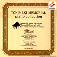 TOKIMEKI MEMORIAL piano collection
