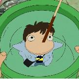波妞的綠水桶