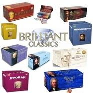 【西方古典】荷兰著名厂牌 Brilliant Classics的部分古典音乐精彩作品