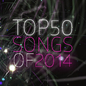Top50 Songs of 2014