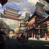 中国风 传统与现代