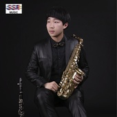Ballade-for alto saxophone and Concert wind orchestra-王博健-LIVE RECORDING