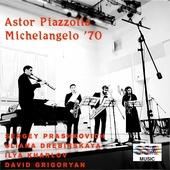 皮亚左拉:米开朗基罗70-萨克斯四重奏