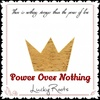 Power over nothing
