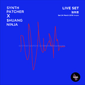 Synth patcher X $huang ninja:Live