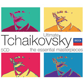 Ultimate Tchaikovsky: The Essential Masterpieces