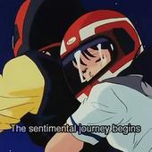The sentimental journey begins