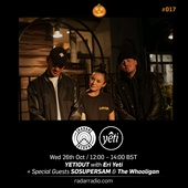 Yeti Out w_ Eri Yeti, Sosupersam & The Whooligan (Halloween Special)