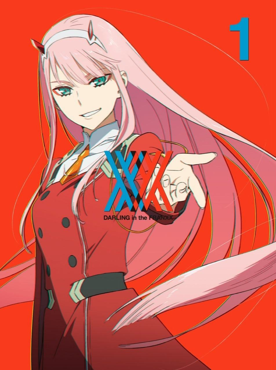 VICTORIA-DARLING in the FRANXX