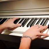 纯音乐流行歌曲钢琴版