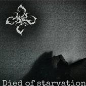 Die of starvation