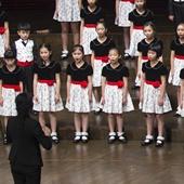 深圳市盐田区外国语小学童声合唱团