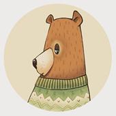 狗熊呼啦圈