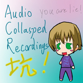 Audio Collapsed Recordings