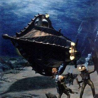 尼摩船长伟大的征险之旅