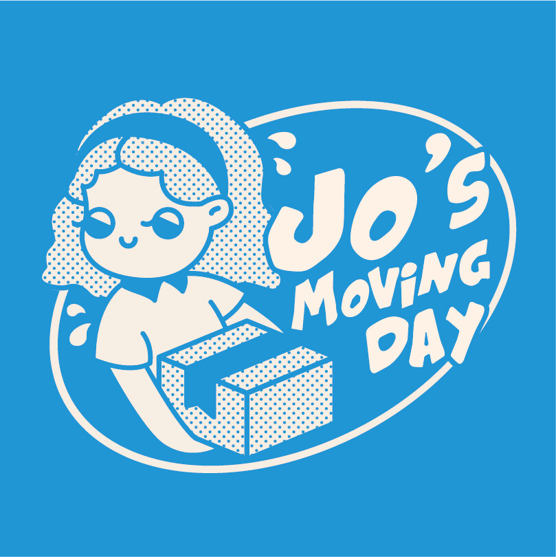 Jo's Moving Day